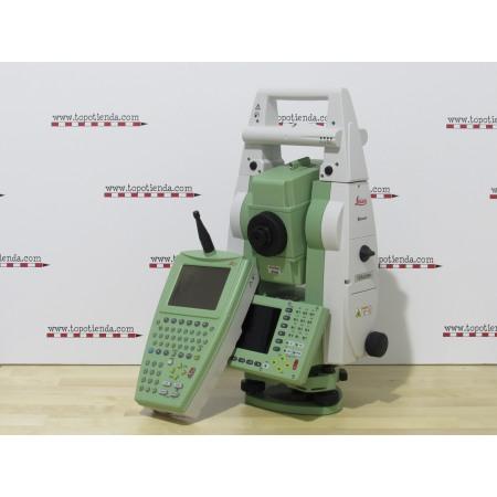 (Robótica) LEICA TCRA1205 R100 & RX1250