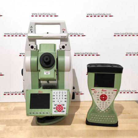 """(Robótica) Leica TS15 P 1"""" R1000 & CS15"""