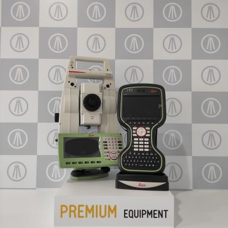 """(Robótica) Leica TS16 P 5"""" R500 & CS20"""