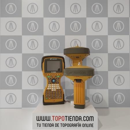 (Base & Móvil) Topcon GR3 + Topcon FC2500